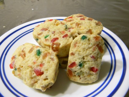 Fruitcake Cookies Bakingsolace
